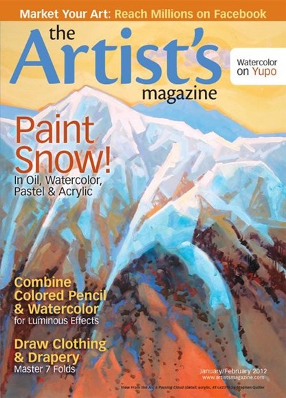 Artists Cover - 1/1/2012
