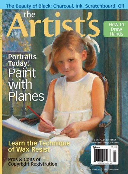 Artists Cover - 7/1/2012