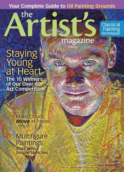 Artists Cover - 3/1/2012