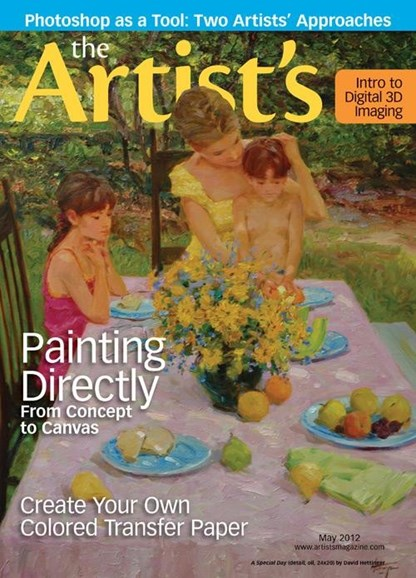 Artists Cover - 5/1/2012
