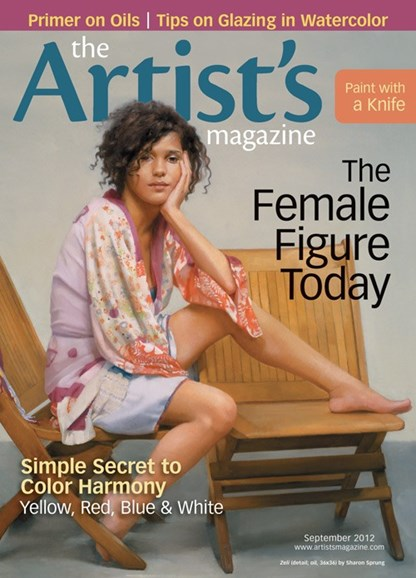 Artists Cover - 9/1/2012