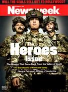 Newsweek 11/12/2012