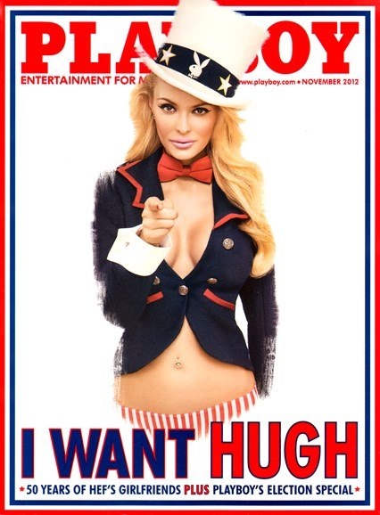 Playboy Cover - 11/1/2012