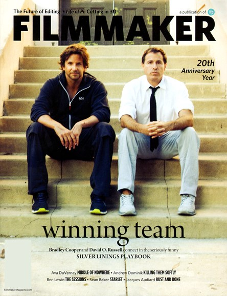 Filmmaker: The Magazine Of Independent Film Cover - 9/1/2012