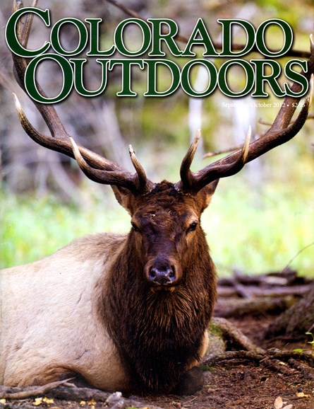 Colorado Outdoors Cover - 9/1/2012