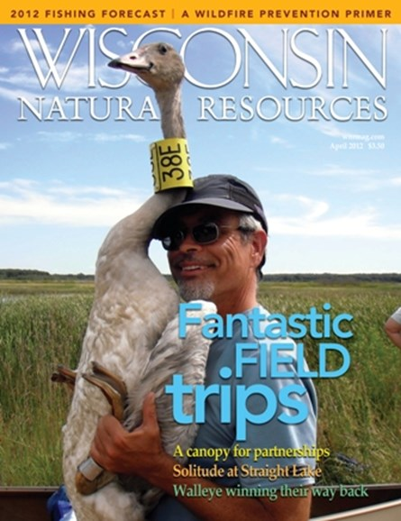 Wisconsin Natural Resources Cover - 4/1/2012