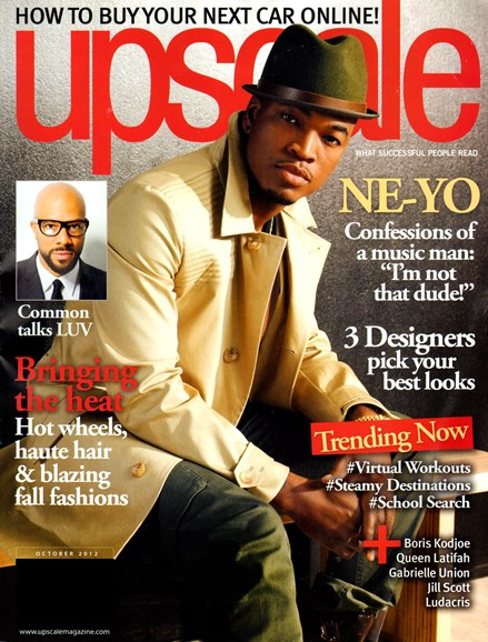 Upscale Cover - 10/1/2012
