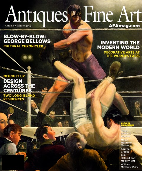 Antiques & Fine Art Cover - 10/1/2012