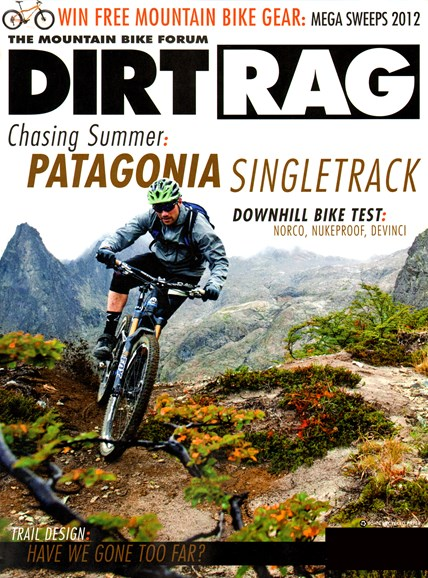 Dirt Rag Cover - 11/15/2012
