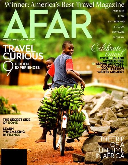 AFAR Cover - 11/1/2012