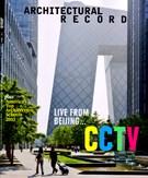 Architectural Record Magazine 11/1/2012