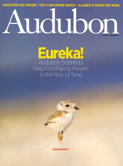 Audubon Cover - 11/1/2012