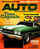 Auto Enthusiast Magazine 11/1/2012