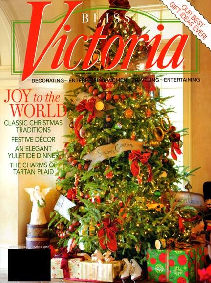 Victoria Cover - 11/1/2012