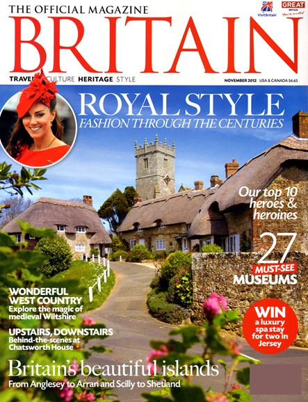 Britain Cover - 11/1/2012