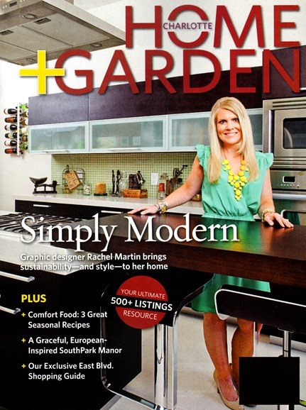 Charlotte Home & Garden Cover - 11/1/2012
