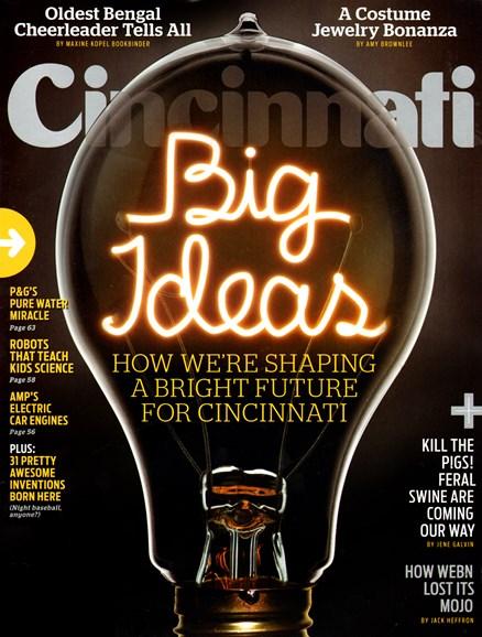 Cincinnati Cover - 11/1/2012