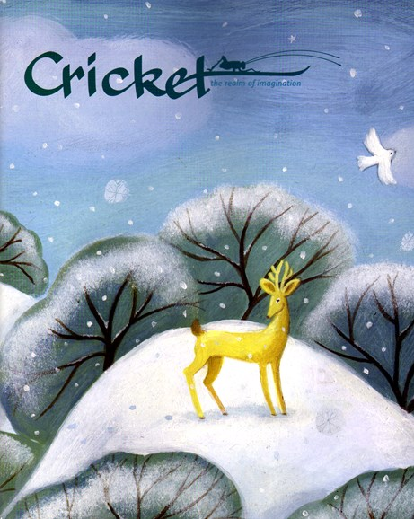Cricket Cover - 11/1/2012