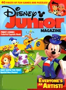 Disney Junior Magazine 11/1/2012