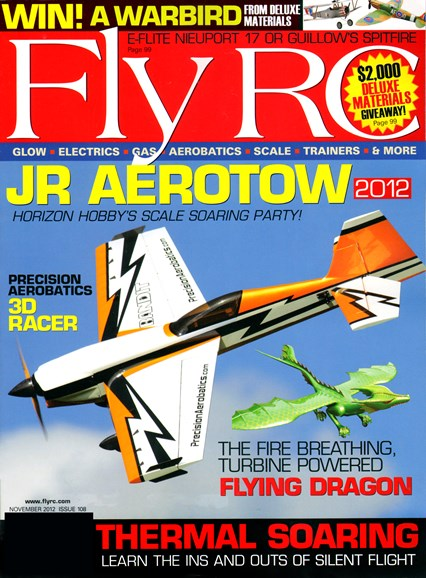 Fly RC Cover - 11/1/2012