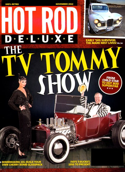 Hot Rod Deluxe Cover - 11/1/2012