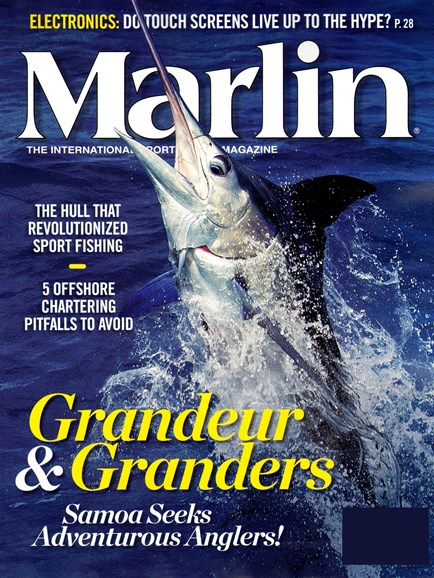 Marlin Cover - 11/1/2012
