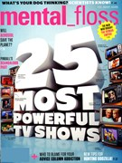 Mental Floss Magazine 11/1/2012