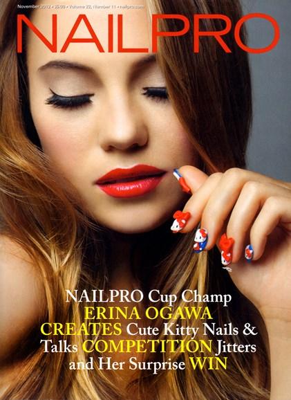 Nailpro Cover - 11/1/2012
