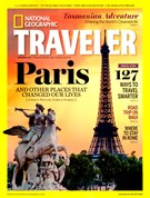 National Geographic Traveler Magazine 11/1/2012