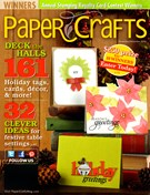 Paper Crafts 11/1/2012