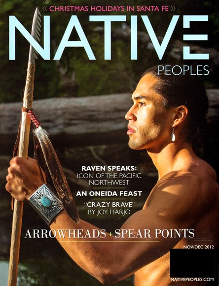 Native Peoples Cover - 11/1/2012