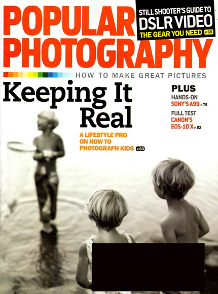 Popular Photography Cover - 11/1/2012
