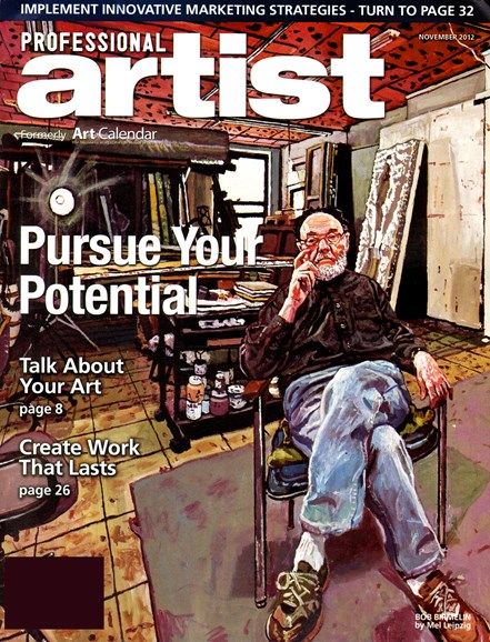 Professional Artist Cover - 11/1/2012
