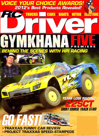 RC Driver Cover - 11/1/2012