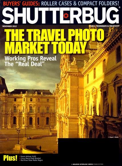 Shutterbug Cover - 11/1/2012
