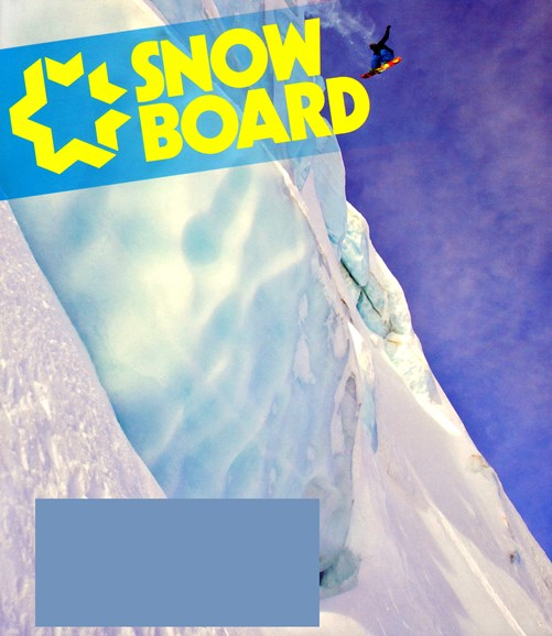 Snowboard Cover - 11/1/2012