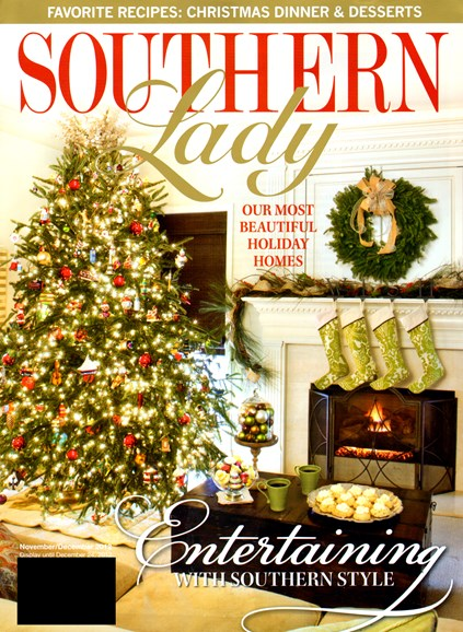 Southern Lady Cover - 11/1/2012