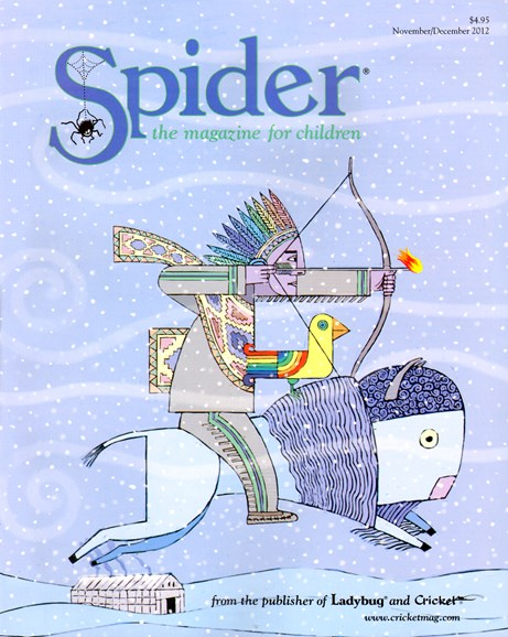 Spider Cover - 11/1/2012
