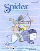 Spider Magazine 11/1/2012