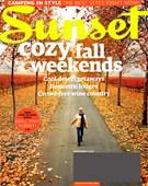 Sunset Magazine 11/1/2012
