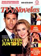 Tv Y Novelas Magazine 11/1/2012