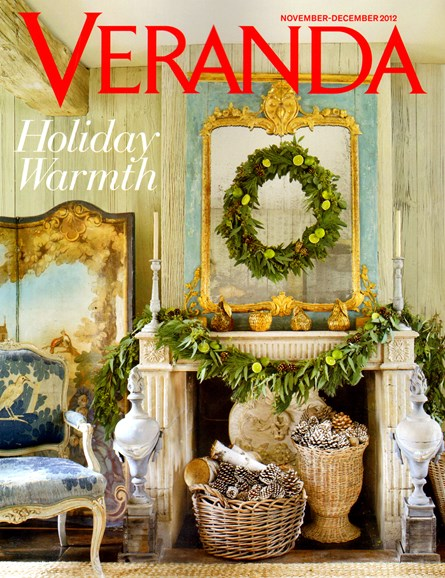 Veranda Cover - 11/1/2012
