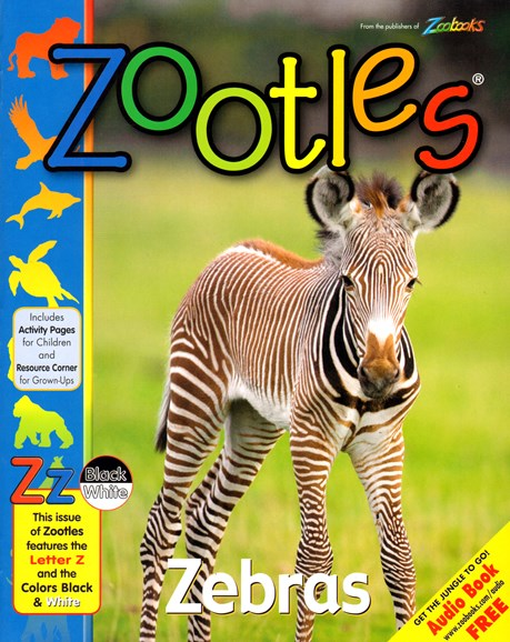 Zootles Cover - 11/1/2012