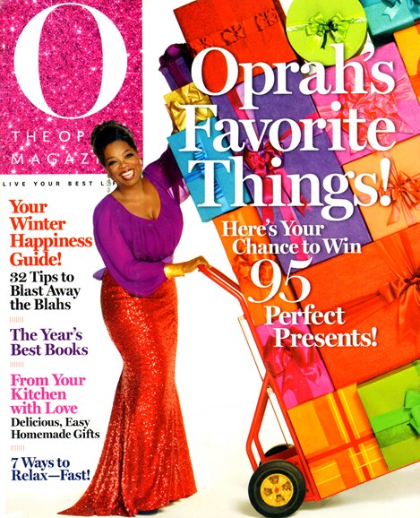O The Oprah Cover - 12/1/2012