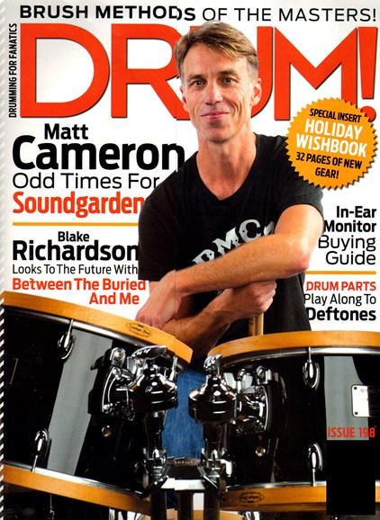 Drum! Cover - 12/1/2012