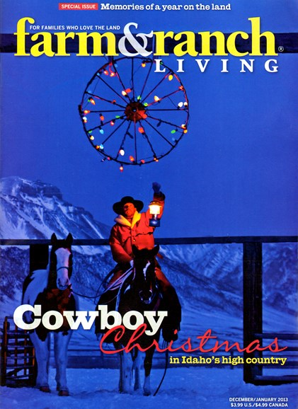Farm & Ranch Living Cover - 12/1/2012