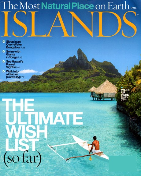 Islands Cover - 12/1/2012