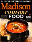 Madison Magazine | 12/1/2012 Cover