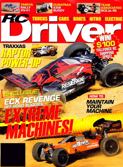 RC Driver Cover - 12/1/2012