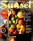 Sunset Magazine 12/1/2012